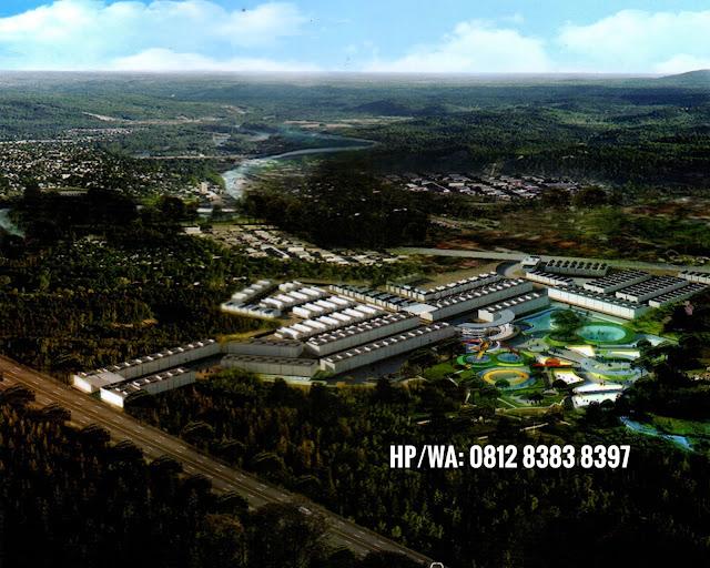 Sunway City Residence Hunian Dengan Nuansa Resort Terbaik Dan Terbesar Di Tanjung Morawa Medan Sumatera Utara