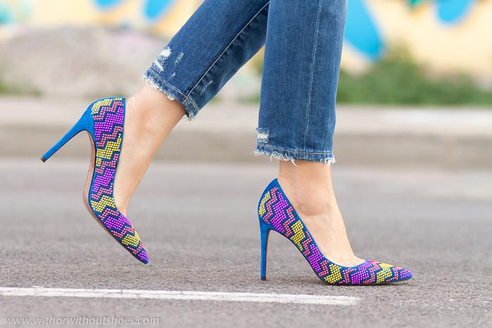 Adicta a los zapatos calidad Made In Spain