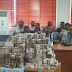 Rivers rerun: Police recover over N111m bribe from INEC officials (photos)