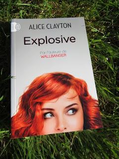 Explosive Alice Clayton