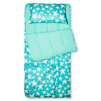 Teal Sleeping Bag