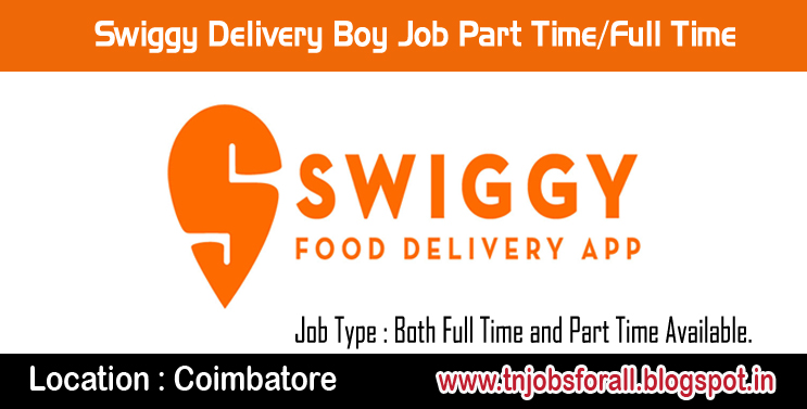 swiggy delivery boy job part time and full time jobs for all. Black Bedroom Furniture Sets. Home Design Ideas