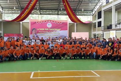 40 WBP Pondok Razeq  Ikuti Kegiatan di Panti Sosial Pamardi Putra