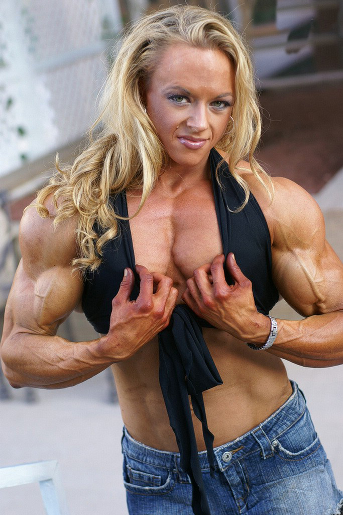 Women Body Builders Naked 56