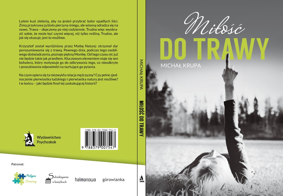 milosc do trawy, michal krupa