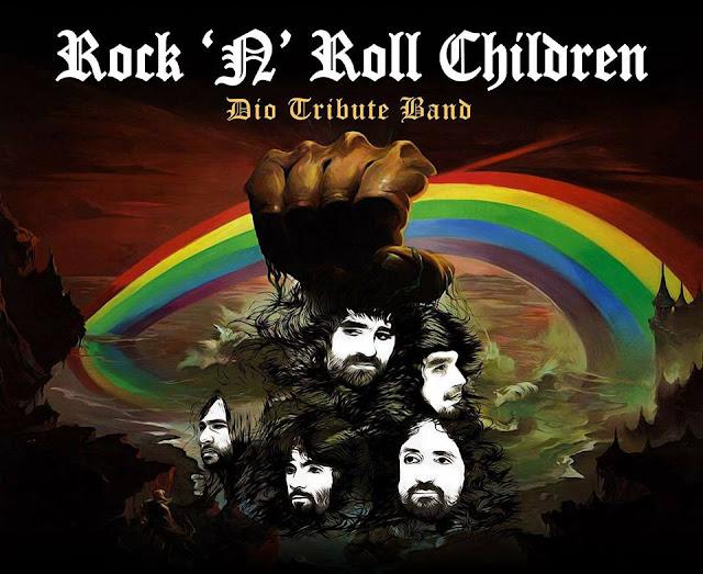 """Βίντεο με τους Rock 'n' Roll Children να διασκευάζουν live το κλασικό τραγούδι του Dio """"Don't Talk To Strangers"""""""