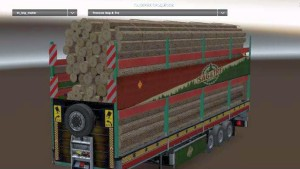 Double Decker Big Tree trailer mod