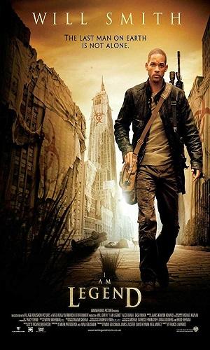I Am Legend (2007) Hindi Dual Audio 720p Bluray 1.1GB