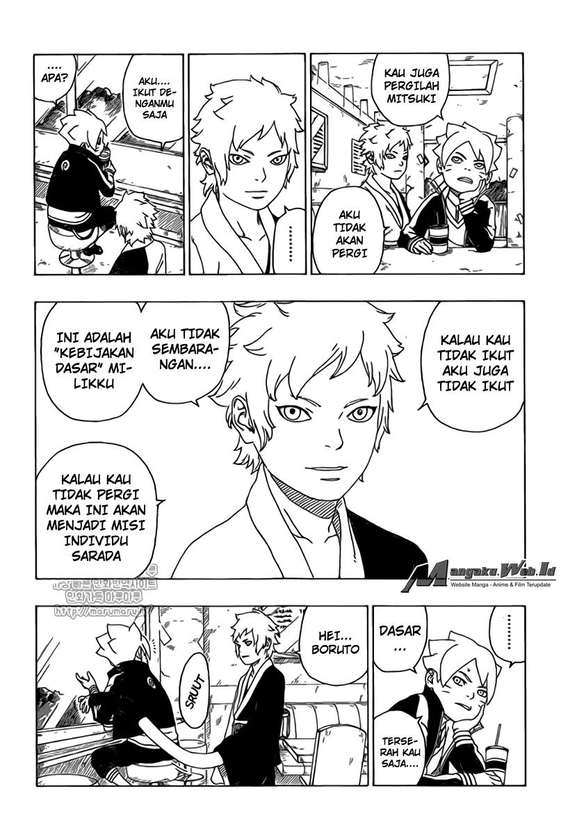 Komik Boruto Chapter 17 Bahasa Indonesia