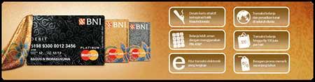 Biaya Ganti Kartu Debit BNI Gold, Platinum, GPN