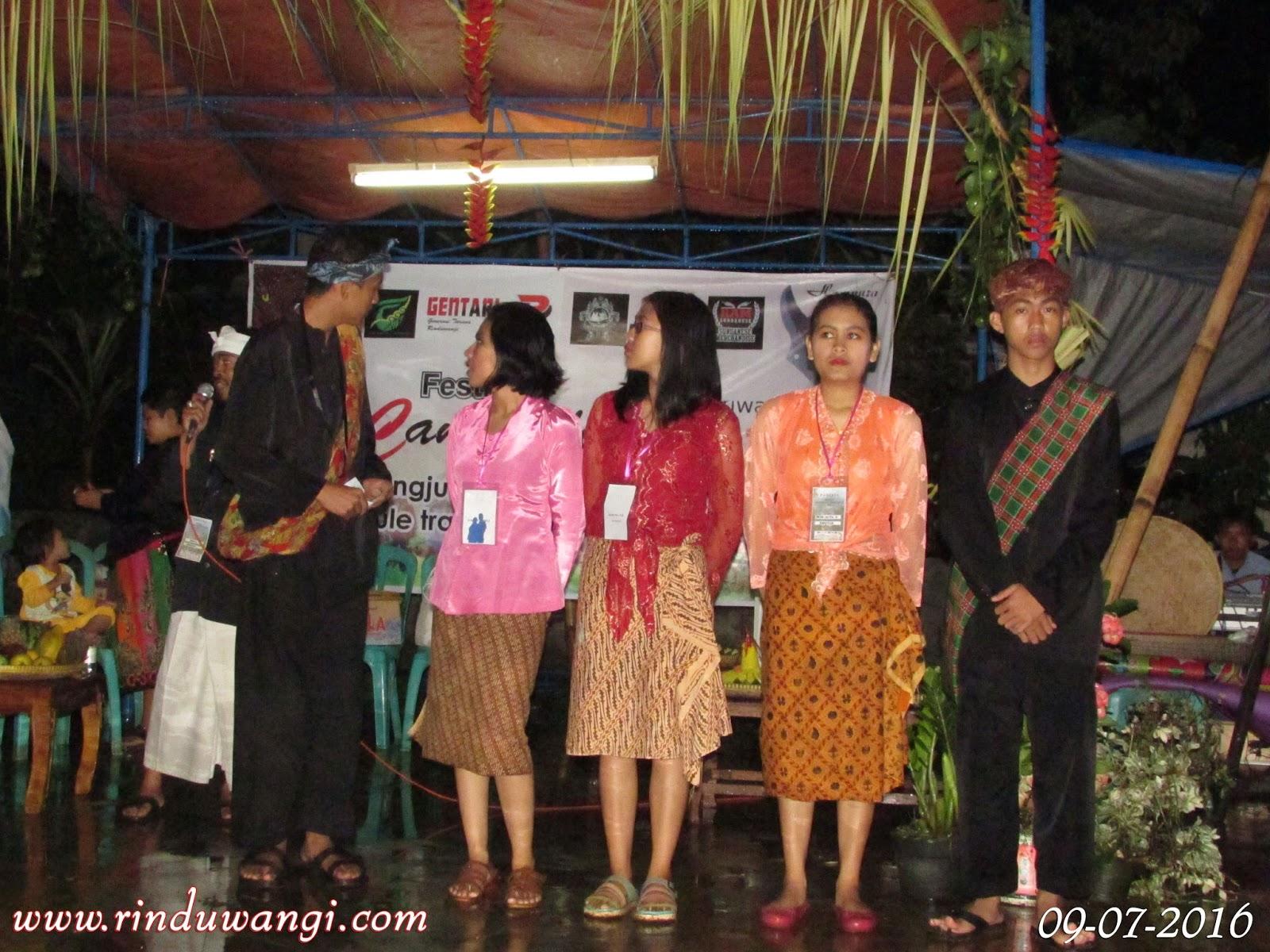Festival Cangkedong 2016