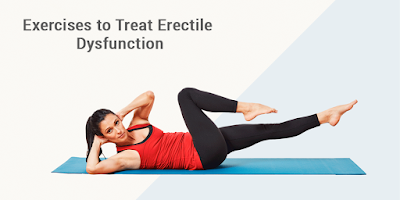exercise to treat erectile dysfunction