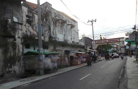 Kota Tua Ampenan Di Lombok Masih Butuh Perhatian Cendana News