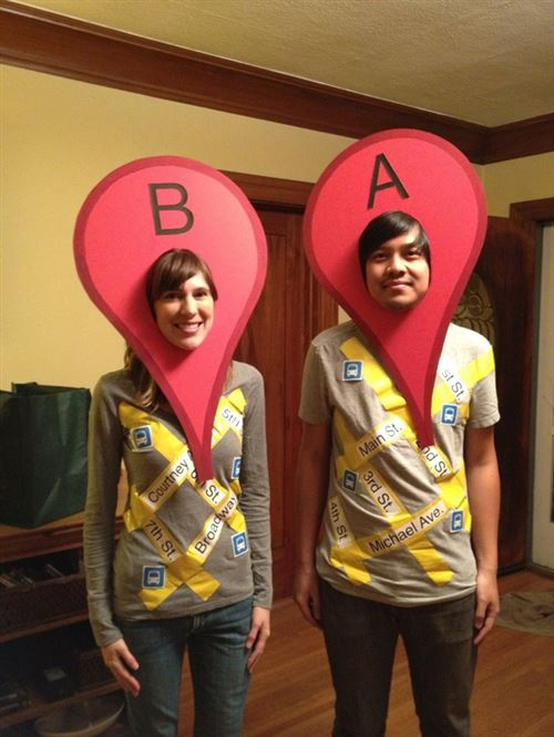 Beautiful Couples Halloween Costumes Ideas