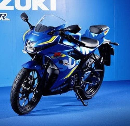 Harga Suzuki GSX 125 cc Terbaru