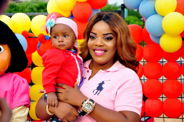 empress njamah children party
