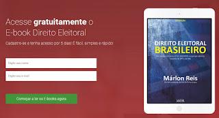 Direito Eleitoral Brasileiro - Marlon Reis