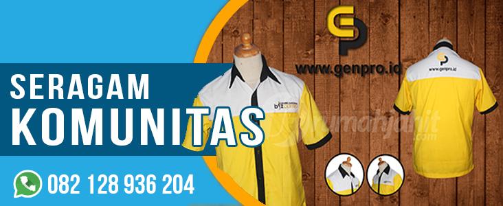 pembuatan baju seragam kerja