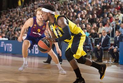 Bobby Dixon Fenerbahçe - Barcelona Lassa