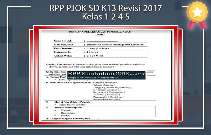 RPP PJOK K13