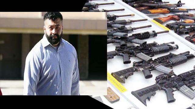Un Sargento condecorado del Army de EU vendio decenas de armas al Cártel del Golfo