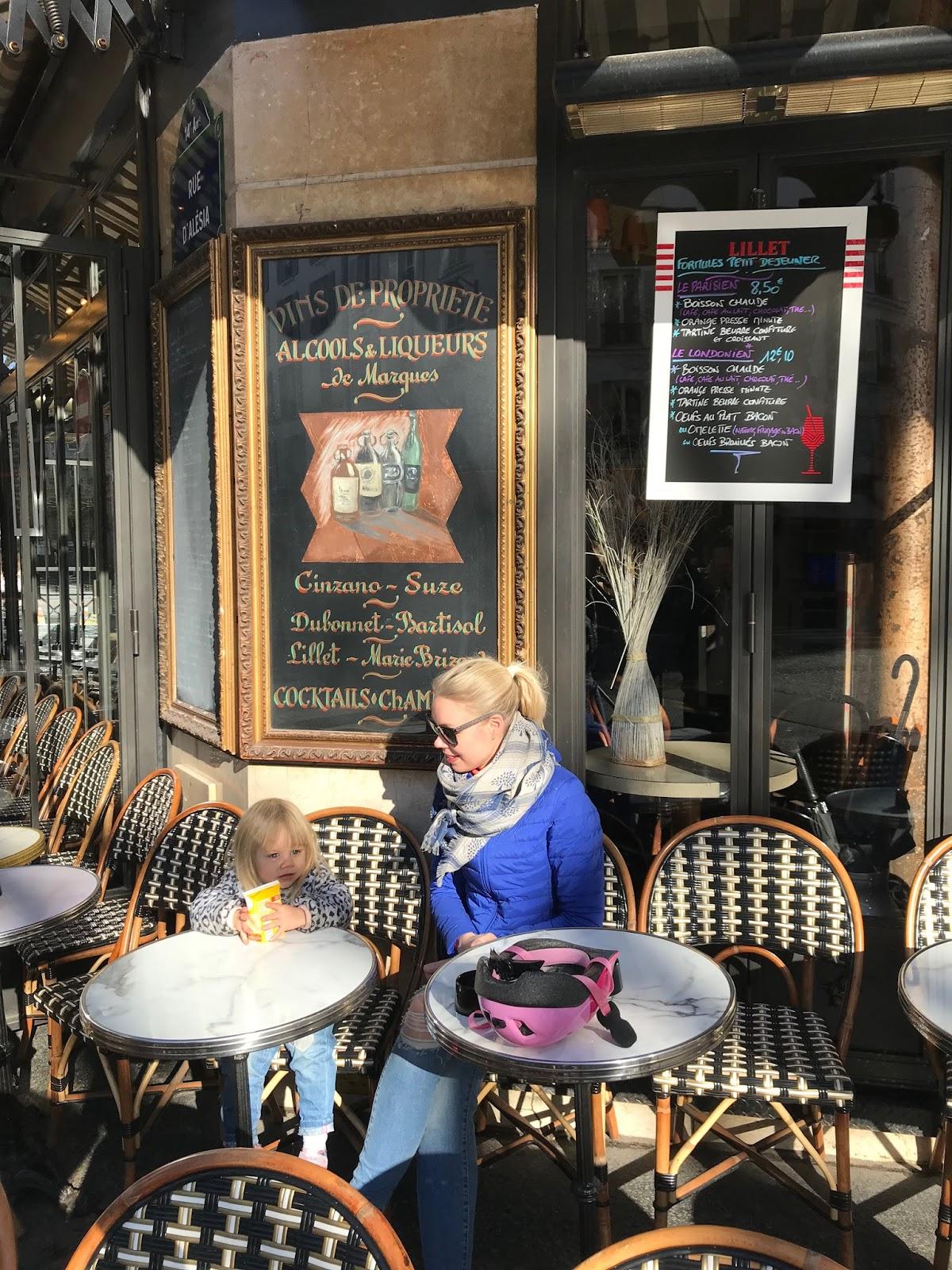 Pariisin kahvila