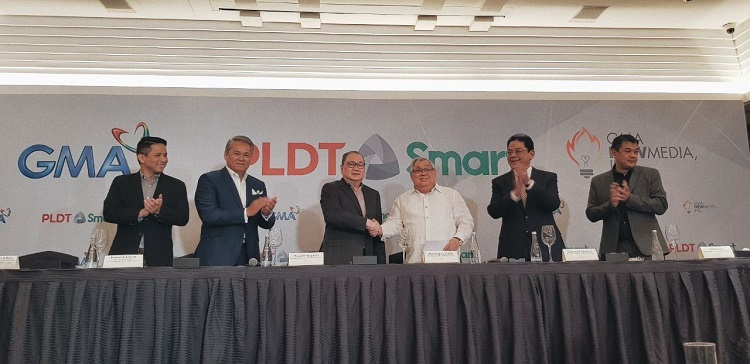 PLDT-Smart, GMA Network Join Forces to Revolutionize TV Experience