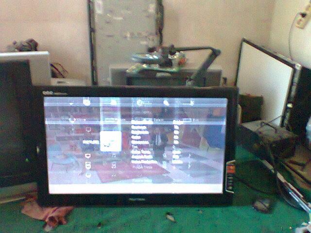 Tv Lcd Polytron Gambar Bergetar Atau Dobel Elektronik Yudi Cank