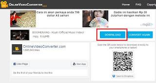 Cara download dan mengubah video youtube menjadi mp3
