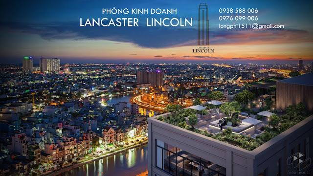 Dự án căn hộ cao cấp Lancaster Lincoln quận 4.
