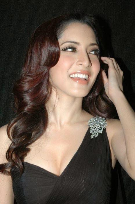 Meenakshi Stills, Actress Meenakshi Hot Photo Gallery in Black Dress