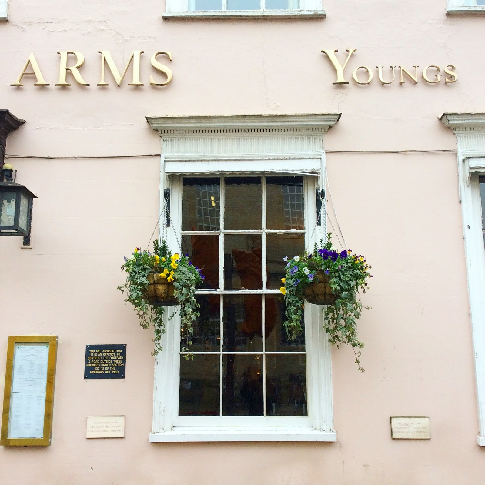 kings arms oxford