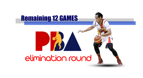 Remaining 12 games elimination round 2018 PBA Philippine Cup