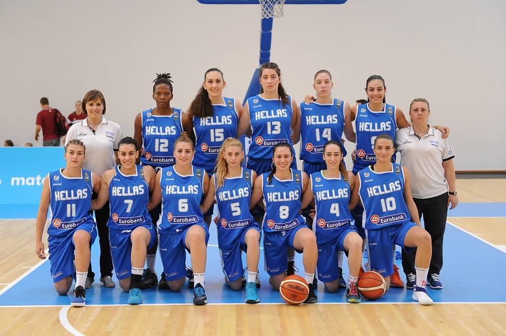 ΕΟΚ | Ευρωπαικό Νέων Γυναικών: Γαλλία – Ελλάδα 55-51 (vid)