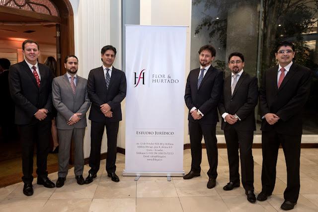 Lanzamiento estudio jurídico Flor & Hurtado