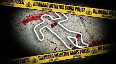 Pembunuhan Pasangan Suami Isteri di Kecamatan Peninjauan