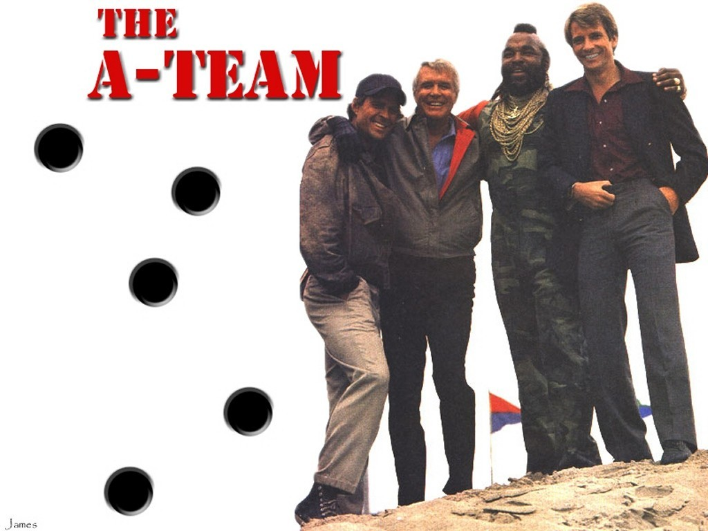 Tiffany Best: the a team