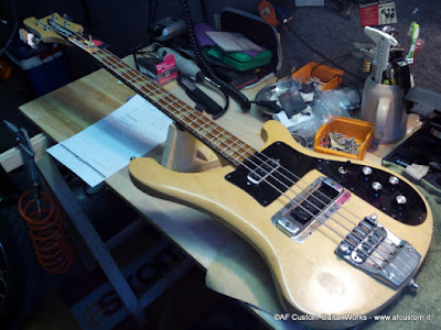 Rickenbacker setup 1