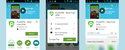 PureVPN Apk Download