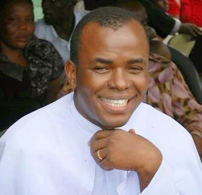 2019: Fr. Mbaka predicts winner of Imo governorship election