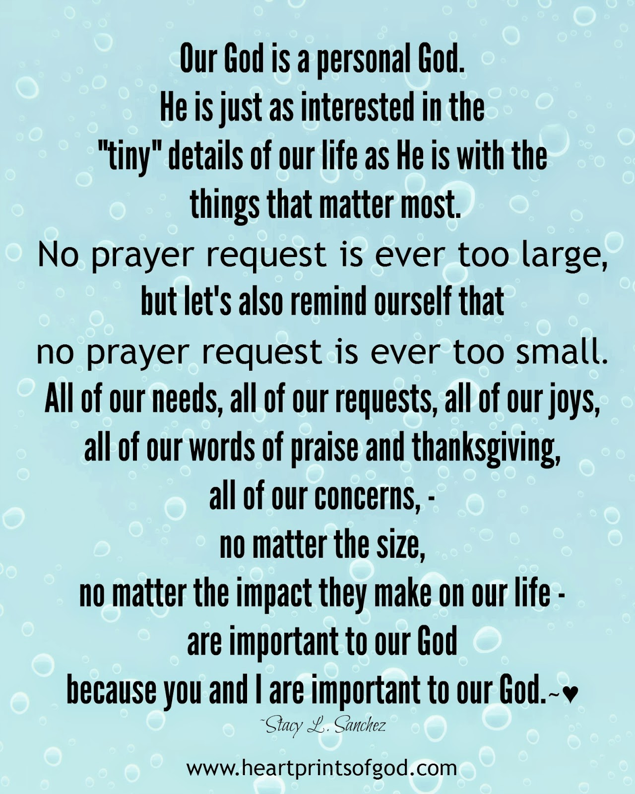 Heartprints Of God: May 2014