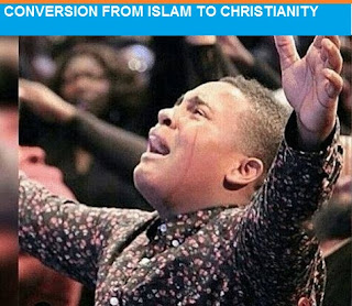 conversion to from Islamist to Christianity