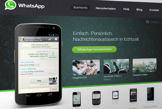 Cara menggunakan Whatsapp di Laptop (Whatsweb) dengan mudah