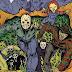 Artista transforma filmes de terror em capas de revista em quadrinhos