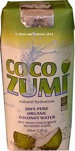 Coco zumi coconut water