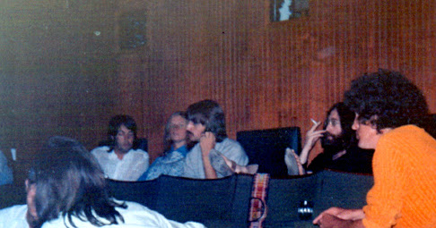 July 1969 - Private Screening of Let It Be