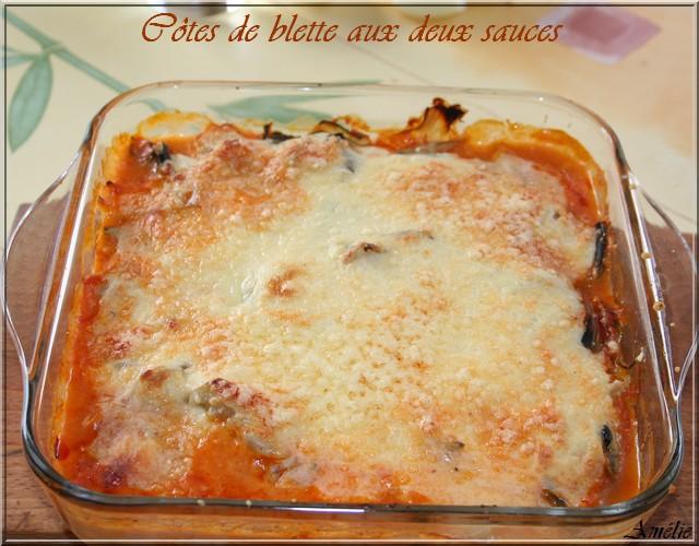 La table lorraine d 39 amelie tarte aux blettes blettes - Cuisiner des cotes de blettes ...