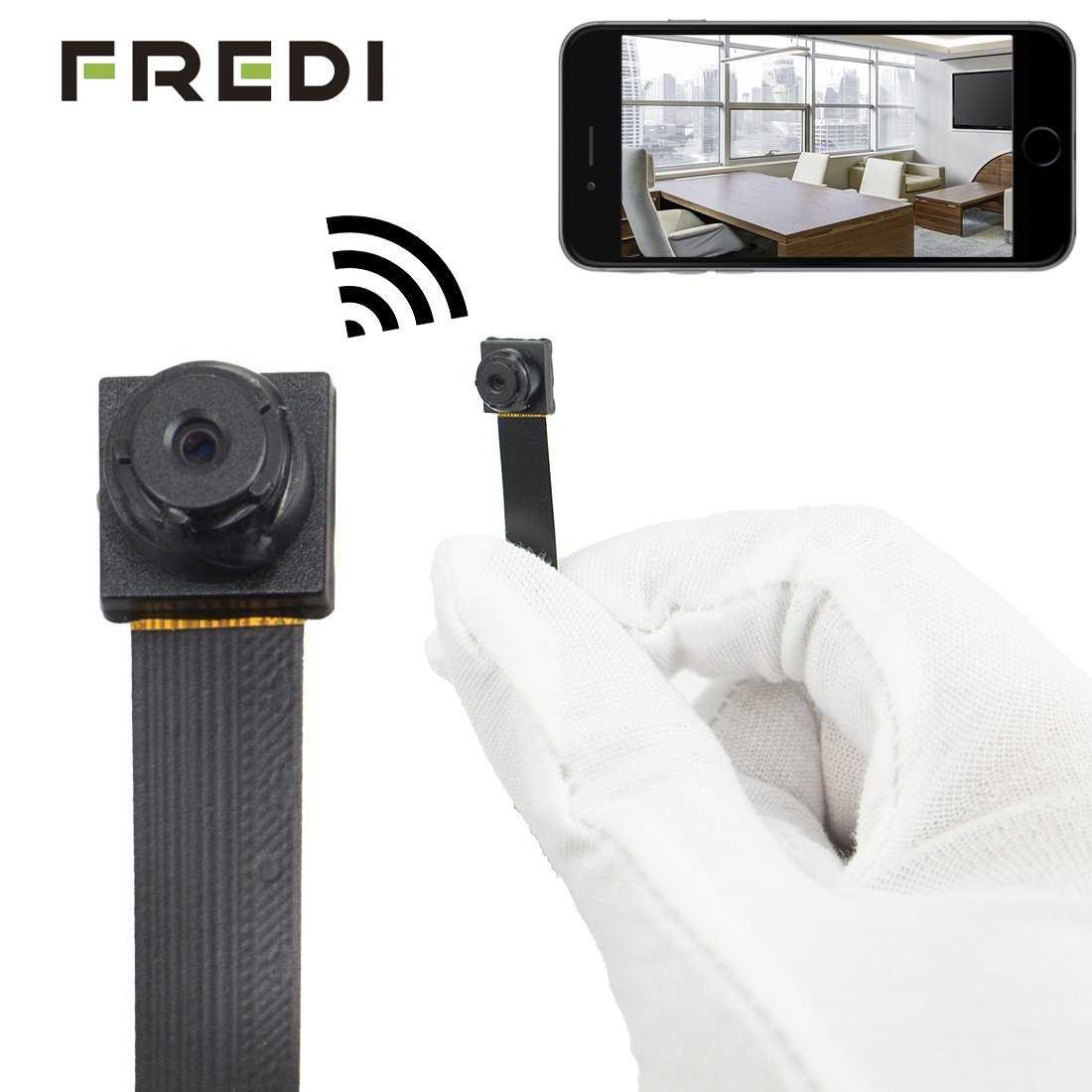 Fredi Hidden Camera Charger Adapter 1080p Hd Usb Wall