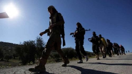 """الجزائر تمنع عناصر ميليشيا """"الجيش السوري الحر"""" من دخول اراضيها."""