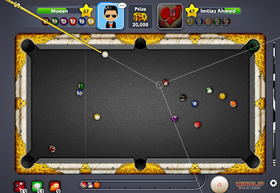 8 Ball Pool Long Line PC 2017 + Banned Protection